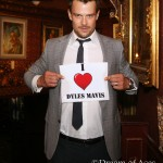 "Josh Duhamel loves Dyles Mavis.  The ""Transformer"" star has great taste!!!  :)"